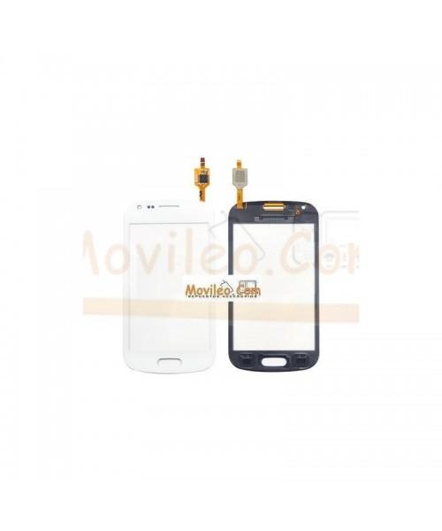 Pantalla Tactil Blanco Samsung Galaxy Trend s7560 - Imagen 1