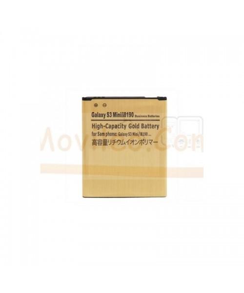 Bateria Gold de 1500mAh para Samsung Galaxy S7560 S7562 I8160 I8190 - Imagen 1