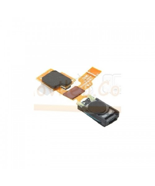 Flex Microfono y Auricular Samsung Galaxy Mini s5570 s5570i - Imagen 1