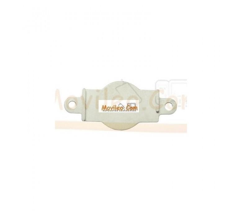 Soporte metálico del botón home para iPhone 5 - Imagen 1