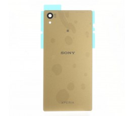 Tapa trasera para Sony Xperia Z5 E6653 E6603 E6633 E6683 Dorada