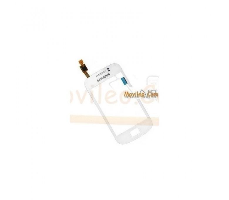Pantalla Tactil Blanco Samsung Galaxy Mini 2 s6500 s6500d - Imagen 1