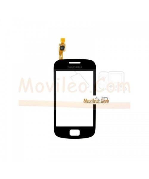 Pantalla Tactil Negro Samsung Galaxy Mini 2 s6500 s6500d - Imagen 1