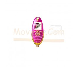 Telefono Movil Bacoin E1000 Rosa - Imagen 1