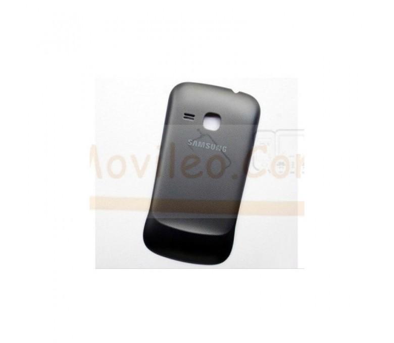 Tapa Trasera Gris para Samsung Galaxy Mini 2 S6500 - Imagen 1