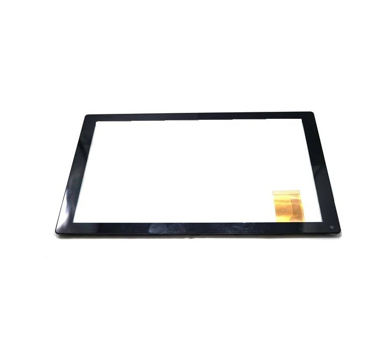 "Pantalla Tactil Con Maro Para Tablet De 10.1"" negra"