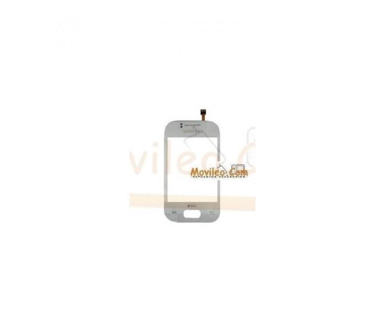 Pantalla Tactil Blanco Samsung Galaxy Y Duo S6102 - Imagen 1