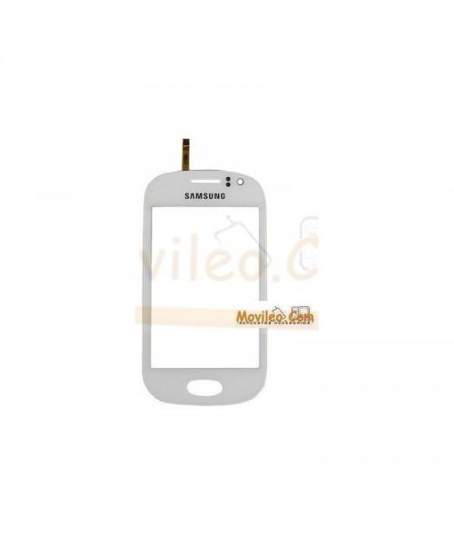 Pantalla Tactil Blanca Samsung Galaxy Fame s6810 s6810p - Imagen 1