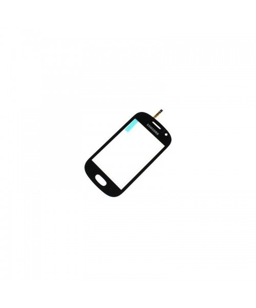 Pantalla Tactil Negro Samsung Galaxy Fame s6810 , s6810p - Imagen 1