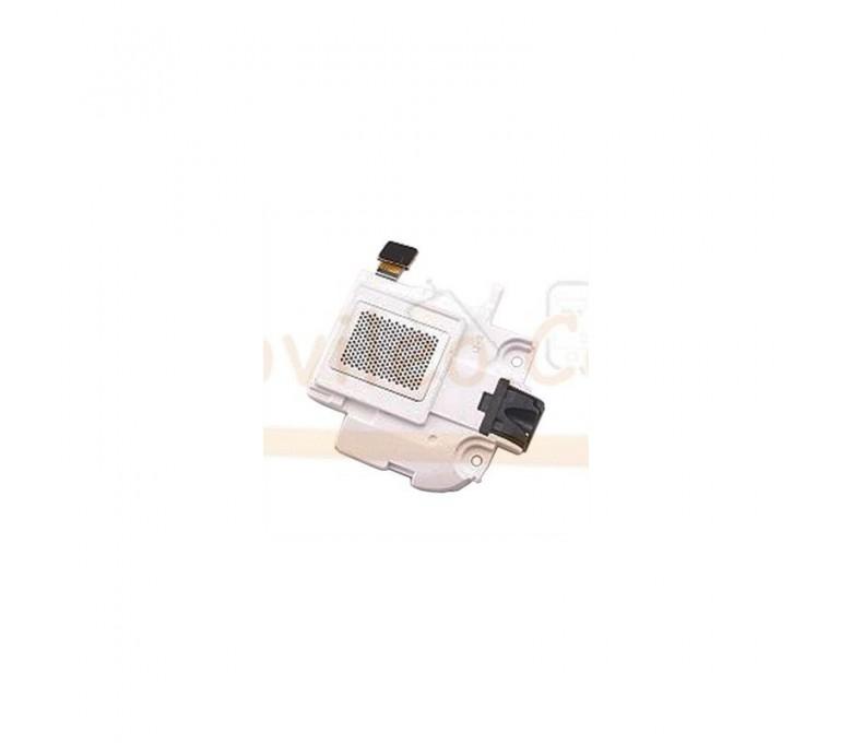 Modulo Altavoz Buzzer Blanco y Jack  Samsung Galaxy Grand Duos i9080 i9082 - Imagen 1