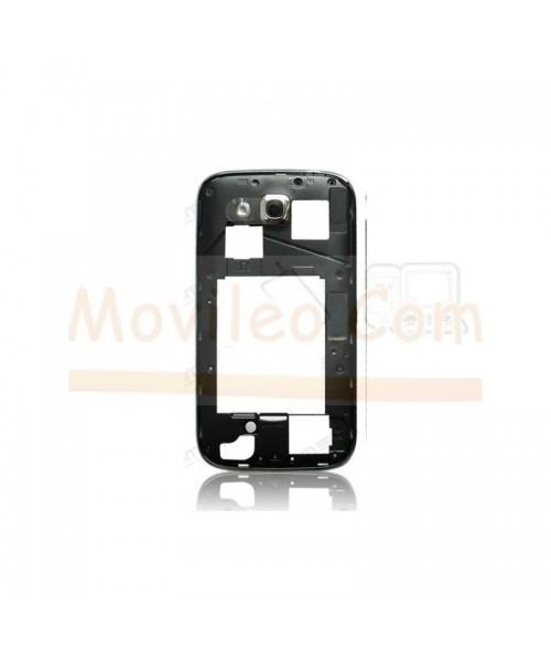 Marco Intermedio Negro para Samsung Grand Duos i9080 i9082 - Imagen 1