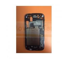 Marco Pantalla Azul Metalizado para Samsung Galaxy Core i8260 i8262 - Imagen 2