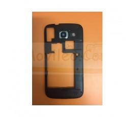 Marco Intermedio Negro para Samsung Galaxy Core i8262 - Imagen 1