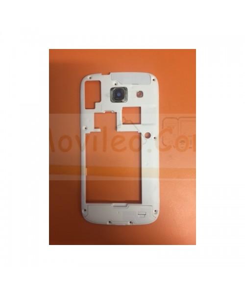 Marco Intermedio Blanco para Samsung Galaxy Core i8262 - Imagen 1