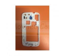 Marco Intermedio Blanco para Samsung Galaxy Core i8262 - Imagen 2