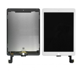 Pantalla completa táctil y lcd iPad Air 2 Blanca