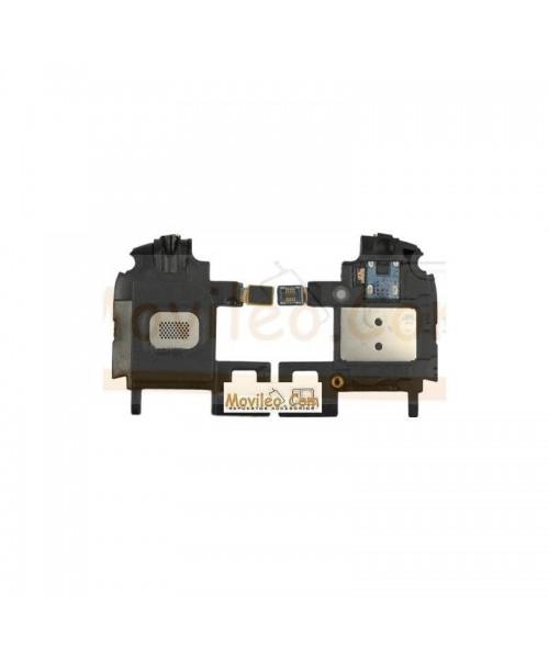 Altavoz Buzzer Negro y conector de auriculares para Samsung Galaxy S3 Mini i8190 - Imagen 1