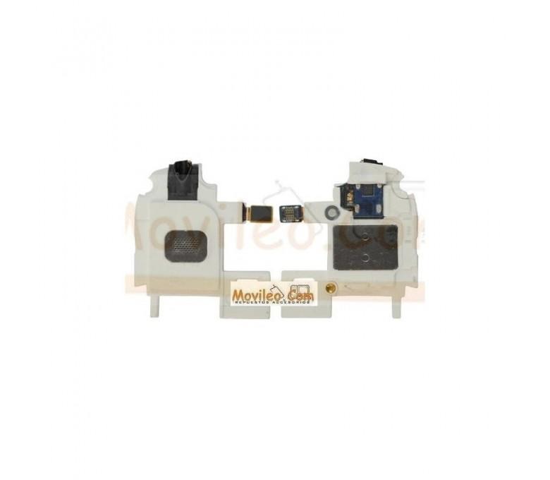 Altavoz Buzzer Negro y conector de auriculares Blanco para Samsung Galaxy S3 Mini i8190 - Imagen 1