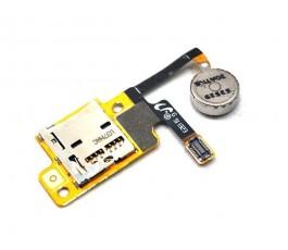 Flex Lector SD y Vibrador para Samsung Galaxy Note 8.0 N5100 N5110 N5120