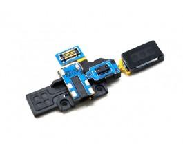 Flex Auricular , Sensor de Proximidad y Conector Audio para Samsung Note 8.0 N5100 N5120