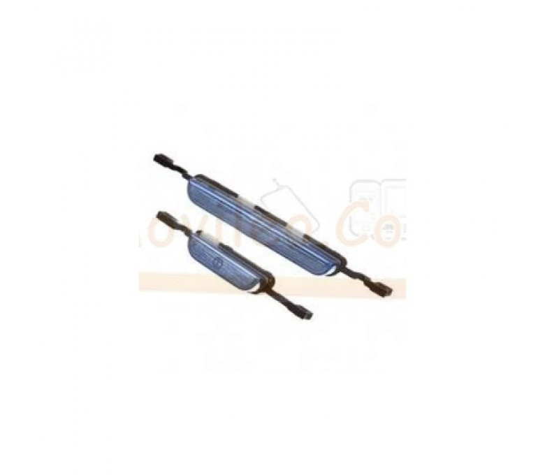 Boton Encendido y Volumen Azul Samsung S3 mini i8190 - Imagen 1