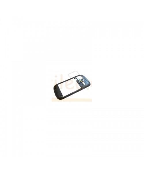 Chasis Cascasa intermedia Negra para Samsung Galaxy S3 Mini i8190 - Imagen 1