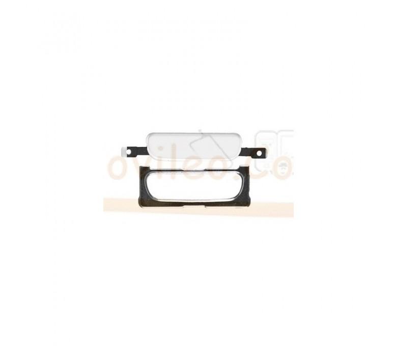 Boton Home Blanco Externo para Samsung Galaxy S3 Mini i8190 - Imagen 1