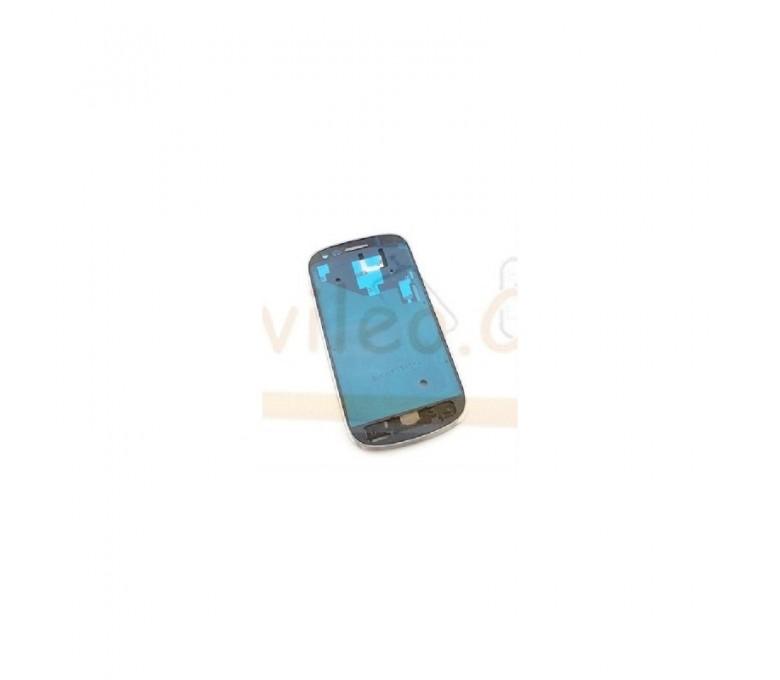 Marco Pantalla Gris para Samsung Galaxy S3 Mini i8190 - Imagen 1