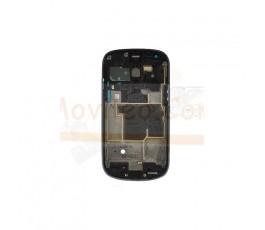 Marco Pantalla Gris para Samsung Galaxy S3 Mini i8190 - Imagen 2