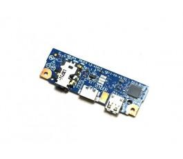 Modulo conector carga y jack audio Hp Slate 8 Pro