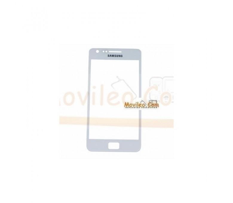 Cristal Blanco Samsung Galaxy S2 i9100 - Imagen 1