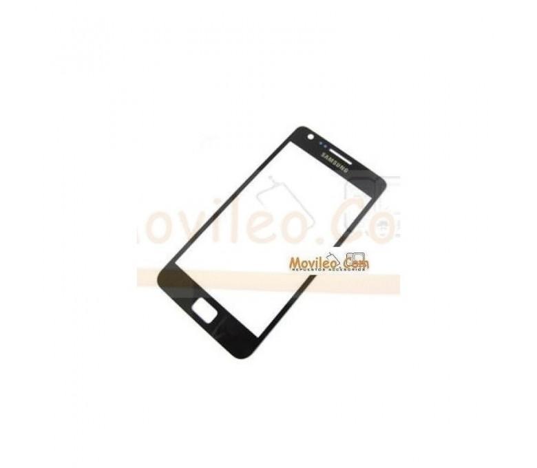 Cristal Negro Samsung Galaxy S2 i9100 - Imagen 1