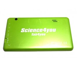 Tapa trasera Science4You Tab4You R725 verde