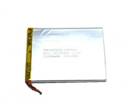 Bateria Wolder MiTab Freedom