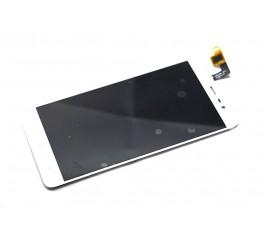 Pantalla completa tactil y lcd display para Xiaomi Redmi Note 3 blanca