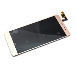 Pantalla completa tactil y lcd display para Xiaomi Redmi Note 3 dorada