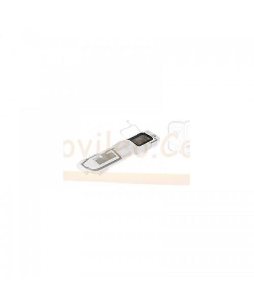 Modulo Altavoz Buzzer Blanco Samsung Galaxy S2 i9100 - Imagen 1