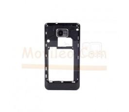 Carcasa Intermedia Negra para Samsung S2 i9100 - Imagen 1