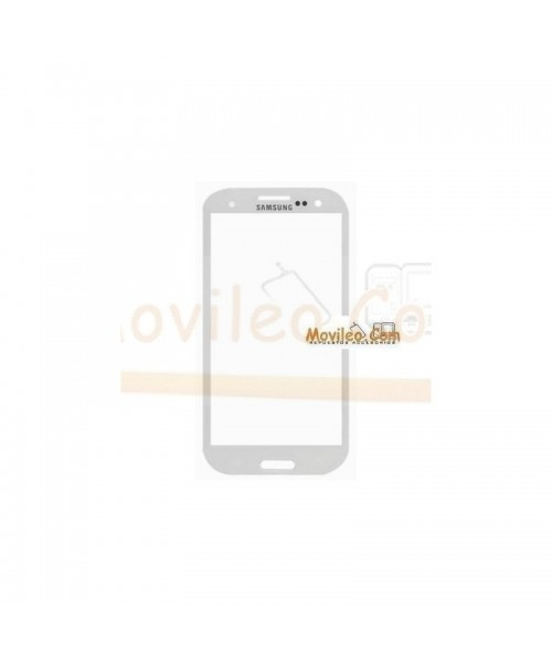 Cristal Blanco Samsung Galaxy S3 i9300 - Imagen 1