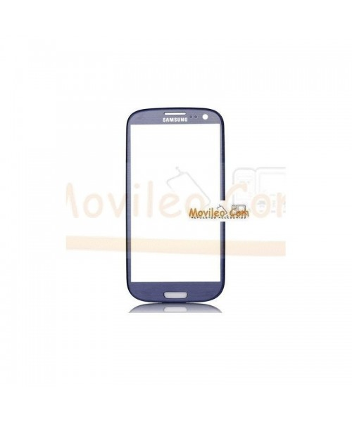 Cristal Azul Oscuro Samsung Galaxy S3 i9300 - Imagen 1
