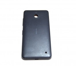 Tapa trasera Nokia Lumia 630 RM-976 negra