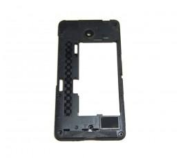 Carcasa intermedia Nokia Lumia 630 RM-976 negra