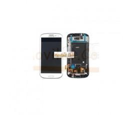 Pantalla Completa Blanca Con Marco Samsung Galaxy S3 i9300 - Imagen 1