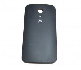 Tapa trasera Motorola Moto G XT1072 negra