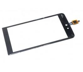Pantalla tactil digitalizador para Wiko Rainbow Jam 4G negro