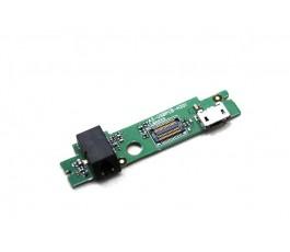 Modulo conector carga y jack audio Lenovo Vodafone Smart Tab II