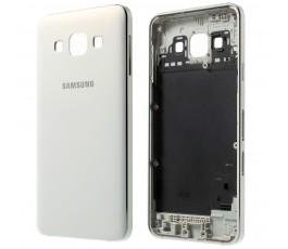 Tapa trasera para Samsung Galaxy A3 A300 blanca