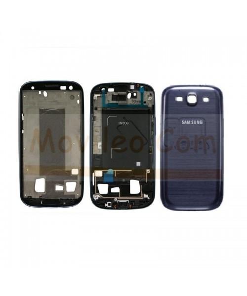 Carcasa Completa Azul para Samsung Galaxy S3 i9300 - Imagen 1