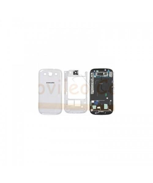Carcasa Completa Blanca para Samsung Galaxy S3 i9300 - Imagen 1