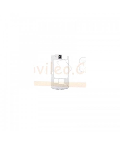 Carcasa Intermedia Blanca Samsung Galaxy S3 i9300 - Imagen 1